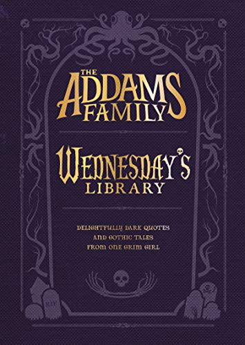Wednesday's Library (The Addams Family)