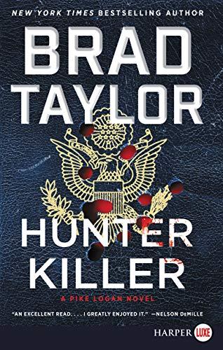Hunter Killer (Large Print)