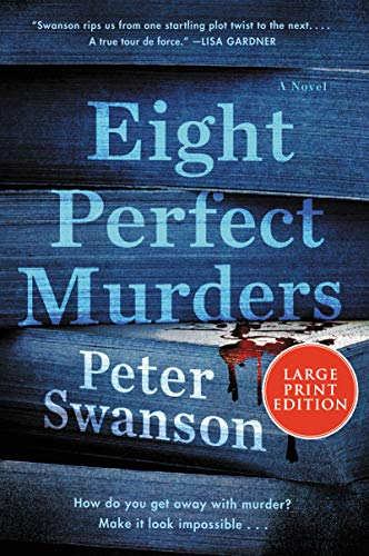 Eight Perfect Murders (Large Print)