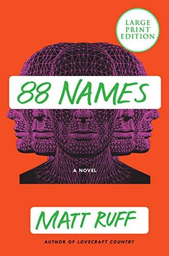88 Names (Large Print) (Paperback)