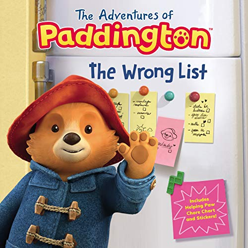 The Wrong List (The Adventures of Paddington)