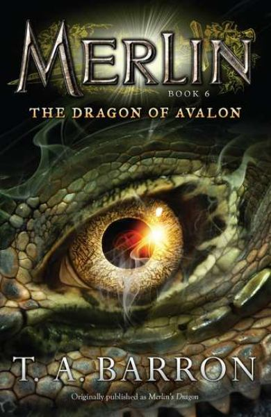 The Dragon of Avalon (Merlin, Bk. 6)