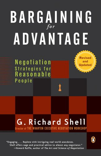 Bargaining for Advantage (Revised and Updated) (Paperback)