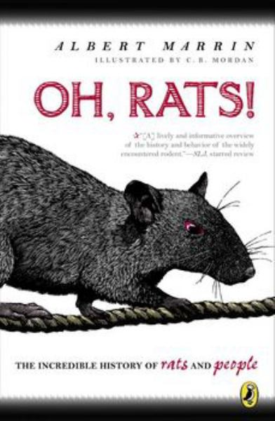 Oh, Rats!: The Incredible History of Rats and People
