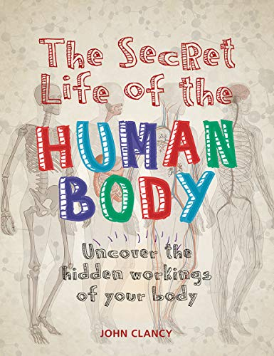 The Secret Life of the Human Body: Uncover the Hidden Workings of Your Body
