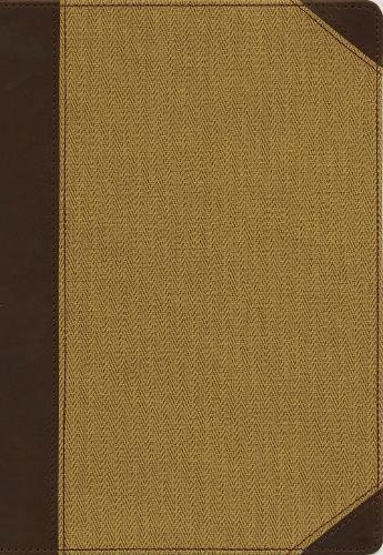 NIV, Personal Size Cultural Backgrounds Study Bible (Leathersoft Brown/Tan)