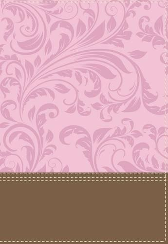 NIV Cultural Backgrounds Study Bible (Pink/Brown Leathersoft)