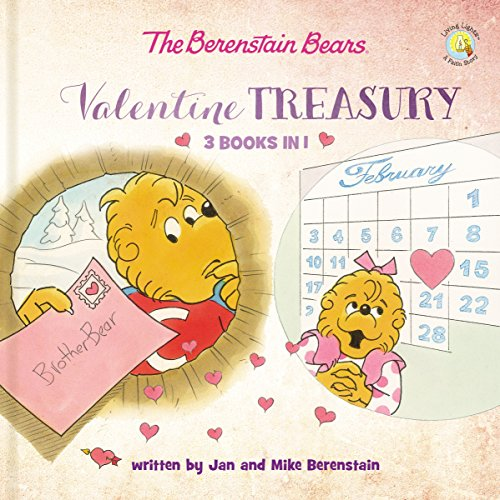 Valentine Treasury (Berenstain Bears/Living Lights, 3 Books in 1)