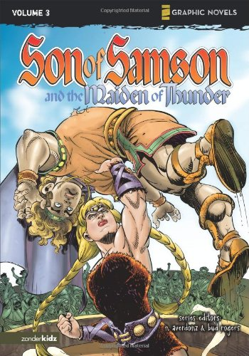 Son of Samson and the Maiden of Thunder (Volume 3)