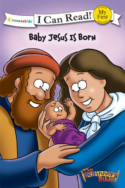 Baby Jesus Is Born (Softcover)