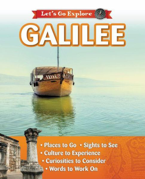 Galilee (Let's Go Explorer)