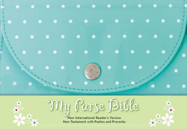 NIrV, My Purse Bible ( Imitation Leather, Blue)