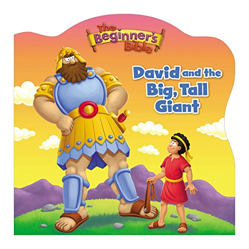 David and the Big, Tall Giant (The Beginner's Bible)