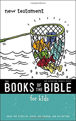 NIrV, The Books of the Bible for Kids (Part 4)