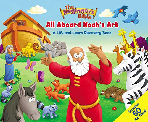 All Aboard Noah's Ark (The Beginner's Bible)