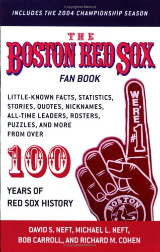 The Boston Red Sox Fan Book