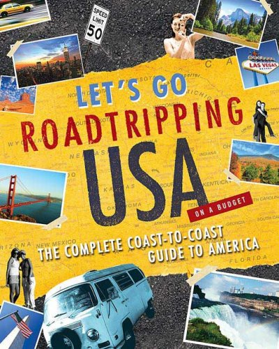 Let's Go Roadtripping USA (3rd Edition)