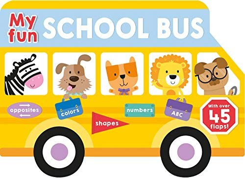 My Fun School Bus (Priddy Books)