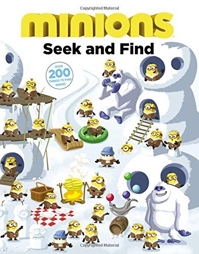 Seek and Find (Minions)