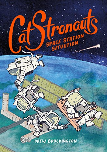 Space Station Situation (CatStronauts, Bk. 3)