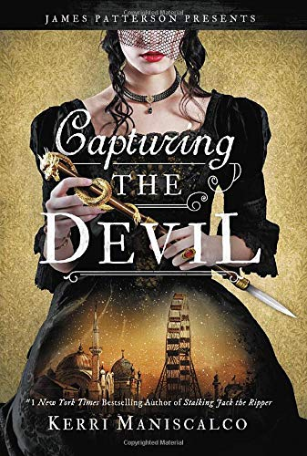 Capturing the Devil (Stalking Jack the Ripper, Bk. 4)