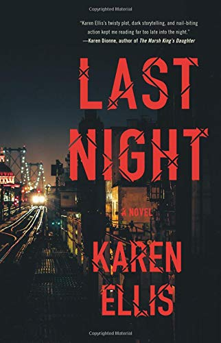Last Night (The Searchers, Bk. 2)