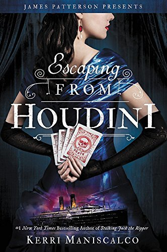 Escaping From Houdini (Stalking Jack the Ripper, Bk. 3)