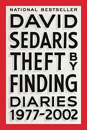 Theft by Finding: Diaries 1977-2002 (Large Print)