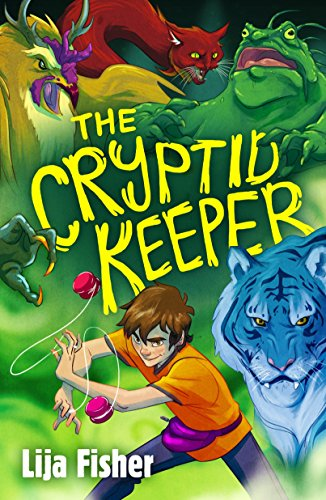The Cryptid Keeper (The Cryptid Duology, Bk. 2)