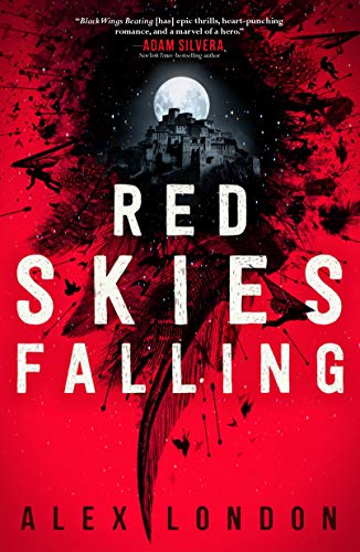 Red Skies Falling (The Skybound Saga, Bk. 2)