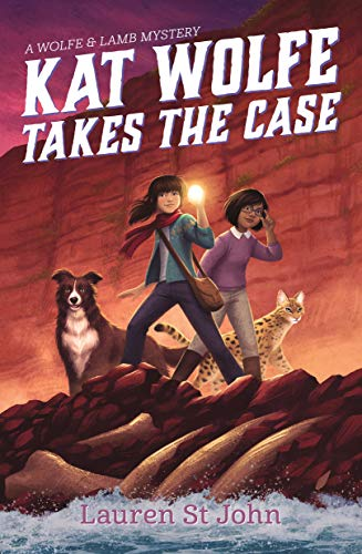 Kat Wolfe Takes the Case (Wolfe and Lamb Mysteries, Bk. 2)