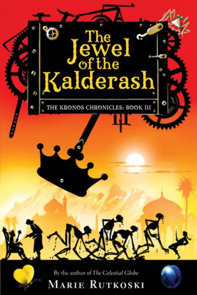 The Jewel of the Kalderash (The Kronos Chronicles, Bk 3)