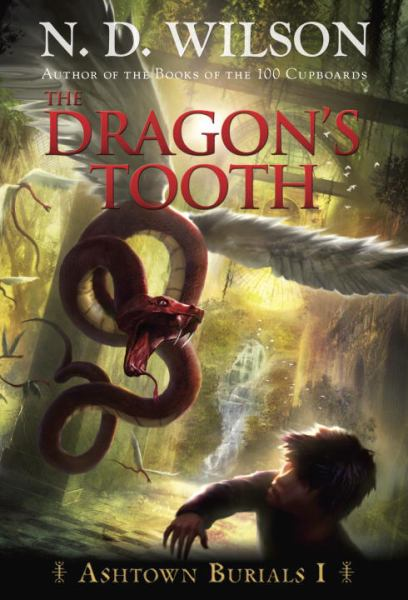 The Dragon's Tooth (Ashtown Burials, Bk# 1)