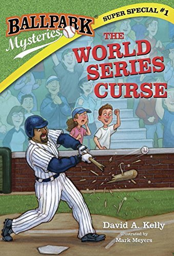 The World Series Curse (Ballpark Mysteries, Super Special #1)