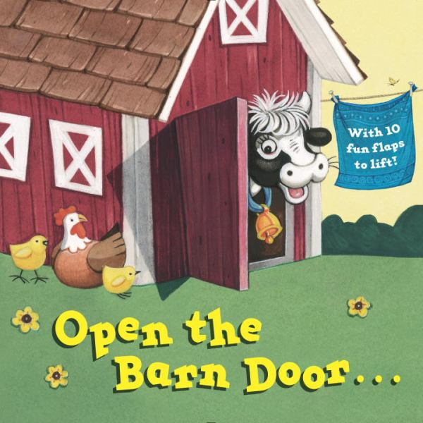 Open the Barn Door...