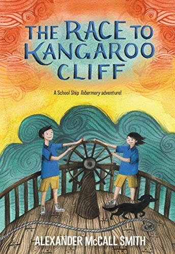 The Race to Kangaroo Cliff (School Ship Tobermory, Bk. 3)