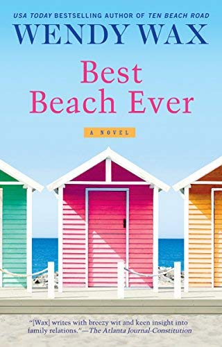 Best Beach Ever (Ten Beach Road Series, Bk. 6)