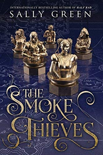The Smoke Thieves (Bk. 1)