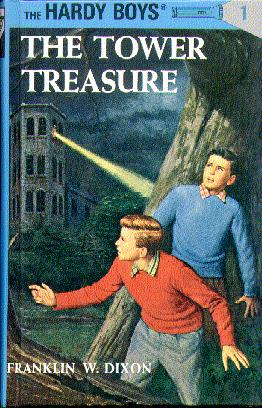 The Tower Treasure (Hardy Boys, Bk. 1)