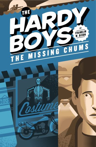 The Missing Chums (The Hardy Boys, Bk. 4)