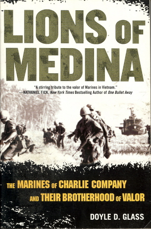Lions of Medina: The Marines of Charlie Company and the Battle for Barrier Island