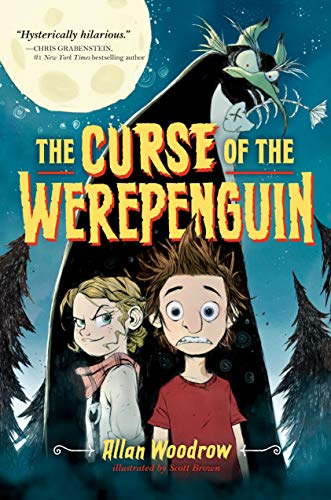 The Curse of the Werepenguin (Bk. 1)