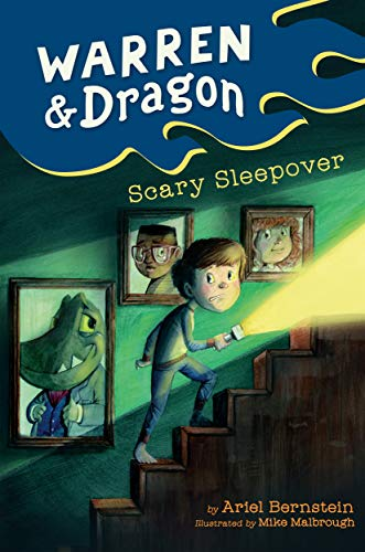 Scary Sleepover (Warren & Dragon, Bk. 4)