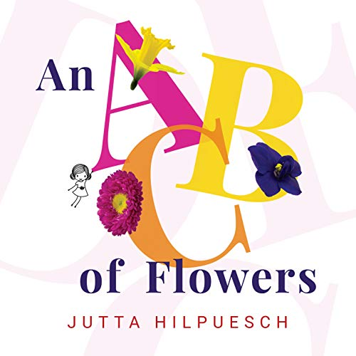 An ABC of Flowers (Hardcover)