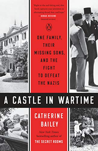A Castle in Wartime:  One Family, Their Missing Sons, and the Fight to Defeat the Nazis (Paperback)