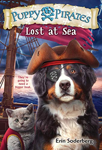 Lost at Sea (Puppy Pirates, Bk. 7)