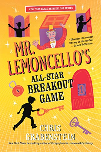 Mr. Lemoncello's All-Star Breakout Game (Mr. Lemoncello's Library Bk. 4)