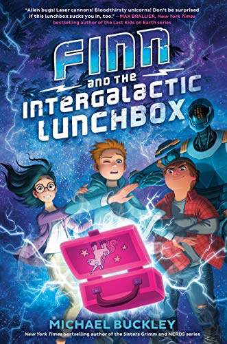 Finn and the Intergalactic Lunchbox (The Finniverse Series, Bk. 1)