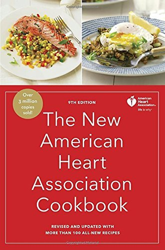 The New American Heart Association Cookbook (Revised and Updated, 9th Edition)