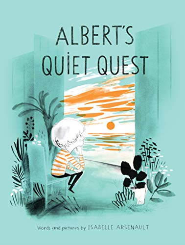 Albert's Quiet Quest (Mile End Kids Story)